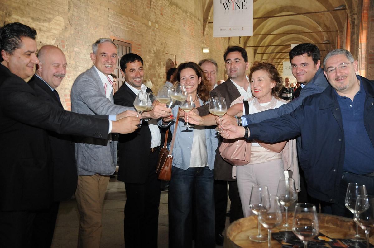 Pavia Wine 2012