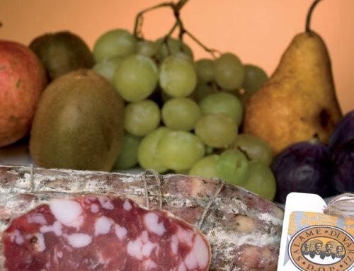 L'Oltrepò Pavese è anche Salame di Varzi DOP
