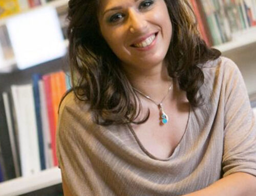 Chiara Marchionni per il Salame di Varzi